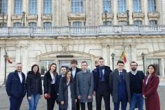 Przed-Parlamentem-w-Bukareszcie